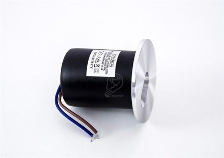 Dekorativní svítidlo RAFI LED C 3W Mat Chrom 4000K, 03118, Struhm