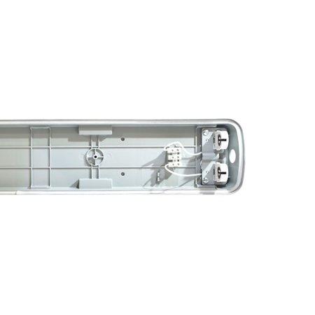 Hermetické svítidlo 2x120 CM/ POD LED Milagro EKH6432