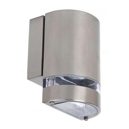 Hermetické svítidlo matný chrom nerezová ocel HL248 Horoz