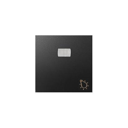 Jednotná klávesa světla do podświetlania, grafit Kontakt Simon 82 82016-38