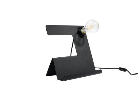 Kancelářská lampa INCLINE černá E27 SL.0669 Sollux