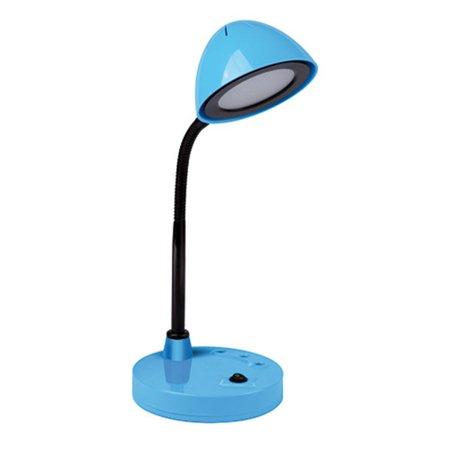Kancelářská lampa RONI LED SMD 4000K BLUE STRUHM 02873