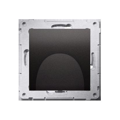 Kontakt Simon 54 Premium Antracit Kabelový výstup (modul), DPK1.01/48