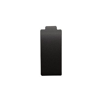 Kontakt Simon 54 Premium Antracit Kryt pro reproduktorové zásuvky DGL3.01/. , GL3Z/48