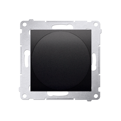 Kontakt Simon 54 Premium Antracit Světelný signalizátor LED, světlo červené (modul) DSS2.01/48