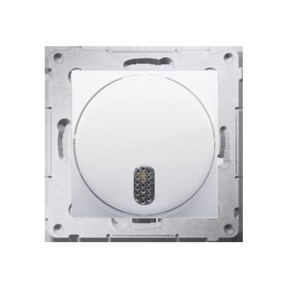 Kontakt Simon 54 Premium Bílý Elektronický zvonek (modul) 8–12 V~, DDT1.01/11
