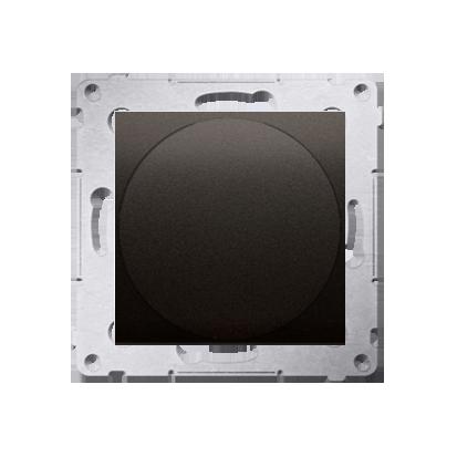 Kontakt Simon 54 Premium Hnědá, matný   Bílý Světelný signalizátor LED, světlo (modul) DSS1.01/46