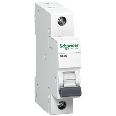 Nadproudový jistič K60N-C16-1 C 16A 1-pólový Schneider Electric A9K02116