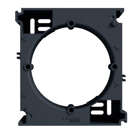 Nástěnná základna, rozšiřující vodorovná, antracit Schneider Electric Asfora EPH6100271