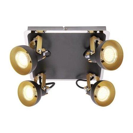 Nástěnné-Stropní svítidlo MARIO GU10 4D STRUHM 03045