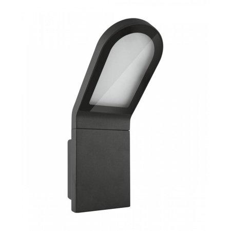 Nástěnné fásadní svítidlo 12W 3000K IP54 Gray OUTDOOR FACADE EDGE LEDVANCE