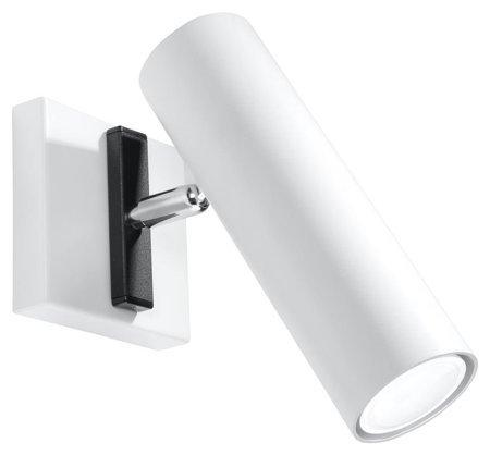 Nástěnné svítidlo DIREZIONE bílá 1xGU10 Sollux SL.0494