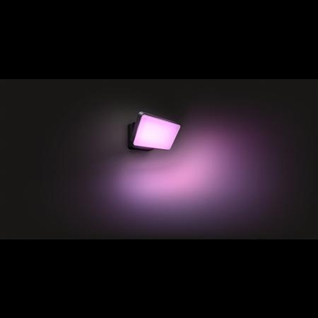 Philips Hue lampa vnější černá Discover 15W 1743530P7