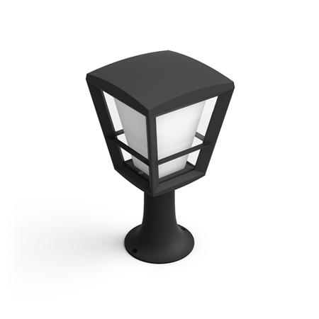 Philips Hue lampa vnější černá Econic 15W 32cm 1744130P7