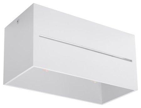 Plafon LOBO MAXI bílá Sollux SL.0383
