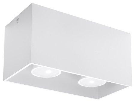 Plafon QUAD MAXI bílá Sollux SL.0380