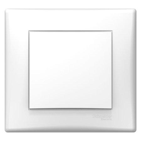 Sada 5 vypínačů 1-pólových, bílá Sedna SDN0109121 Schneider Electric