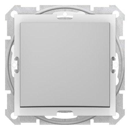 Schodišťový vypínač IP44 hliník Sedna SDN0400560 Schneider Electric
