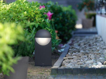 Sloupek myGarden Capricorn antracit 16457/93/16 Philips