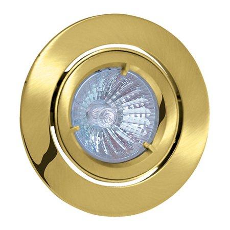 Stropní bodové svítidlo ACELYA HL753 zlatá 01222 Horoz