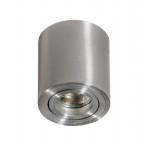 Stropní nástěnné svítidlo Mini Bross hliník Azzardo GM4000 AL