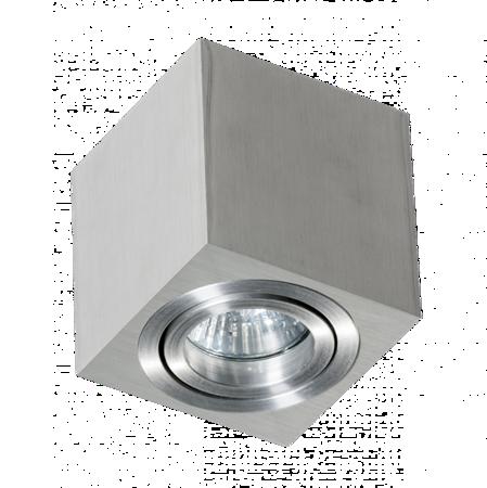 Stropní nástěnné svítidlo Mini Eloy hliník Azzardo GM4006 AL