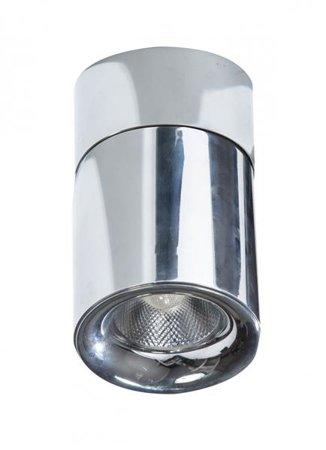 Stropní nástěnné svítidlo reflektor Siena 10W 3000K chrom Azzardo SH623000-10-CH
