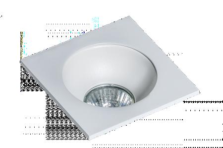 Stropní přisazené svítidlo Hugo 1 bílá (bez vložky) Azzardo GM2118S