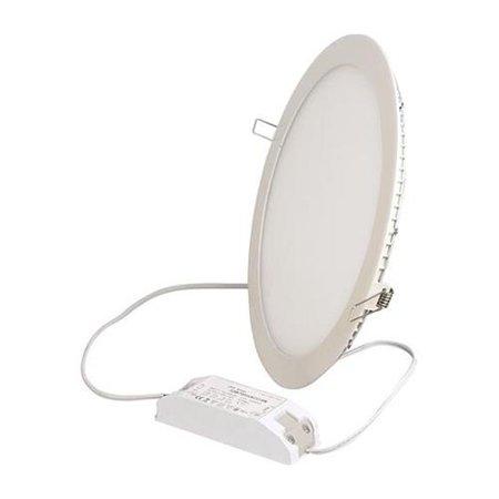 Stropní svítidlo LED downlight pro vestavení 18W studená 6400K Horoz HL563L