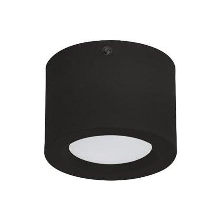 Stropní svítidlo, plafon SANDRA-5 LED, 5W, 4000K, černá, 3523, Horoz