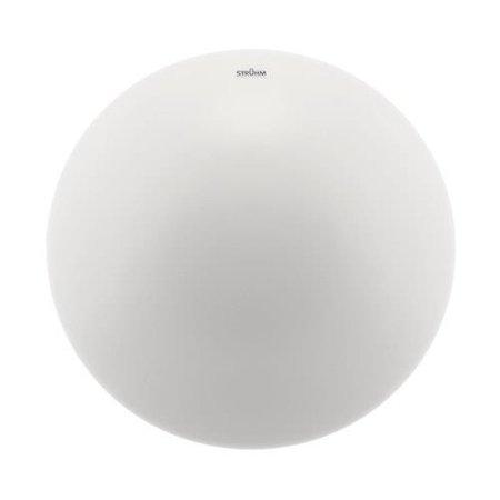 Stropnice LED nástěnná IP44 16W bílá Leon Struhm