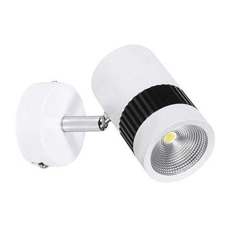 Svítidlo nástěnné - stropní TOKYO COB LED 8W WHITE Horoz 03208