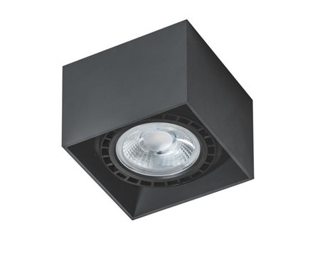 Svítidlo stropní Alex ECO 230V 15W 3000K černá Azzardo GM4211