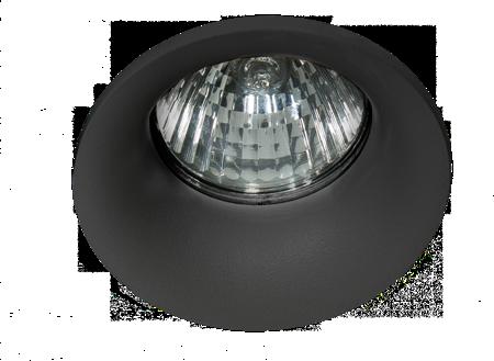 Svítidlo stropní podomítkové Ivo černá Azzardo GM2100
