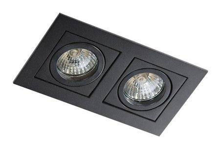 Svítidlo stropní podomítkové Paco 2 černá Azzardo GM2201