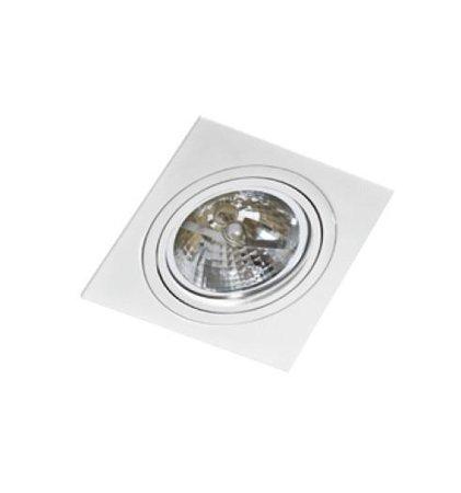 Svítidlo stropní podomítkové Siro 1 bílá Azzardo GM2101