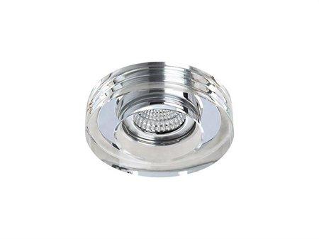 Svítidlo stropní podomítkové Vektor kruhovité transparentní Azzardo SC760R-A