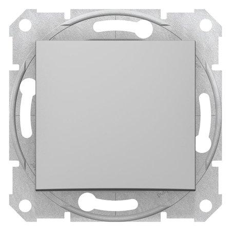 Tlačítko hliník Sedna SDN0700160 Schneider Electric