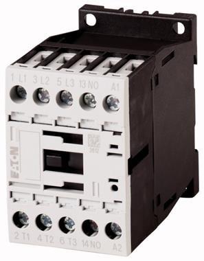 Výkonový stykač 9A 3P 230V AC 1Z 0R DILM9-10 (230V50HZ,240V60HZ) Eaton 276690