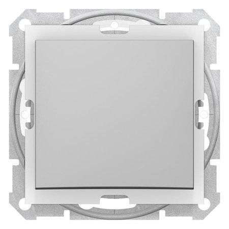 Vypínač 1-pólový IP44 hliník Sedna SDN0100360 Schneider Electric
