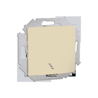 Vypínač schodišťový (modul) šroubové koncovky, béžová Kontakt Simon 1591201-031