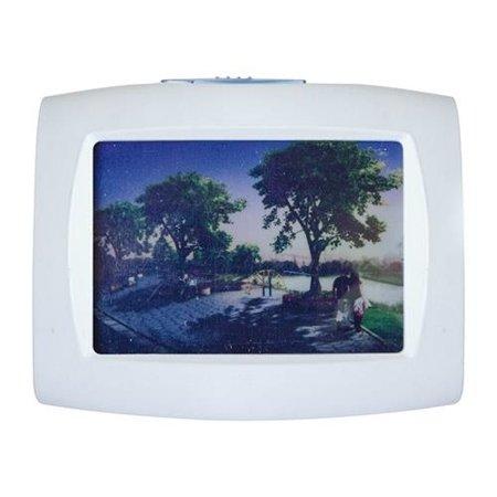 Zásuvková lampa LED TIVI 0,4W STRUHM 03149