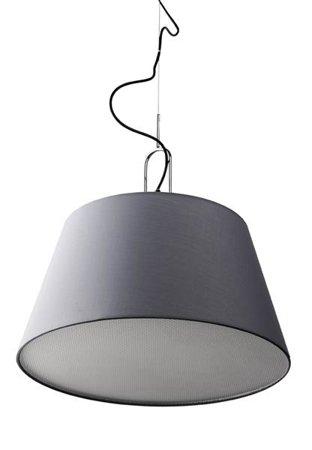 Závěsná lampa Alicante M šedá Azzardo MD2361-M GR