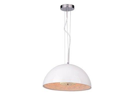 Závěsná lampa Decora M bílá Azzardo LP5069-M